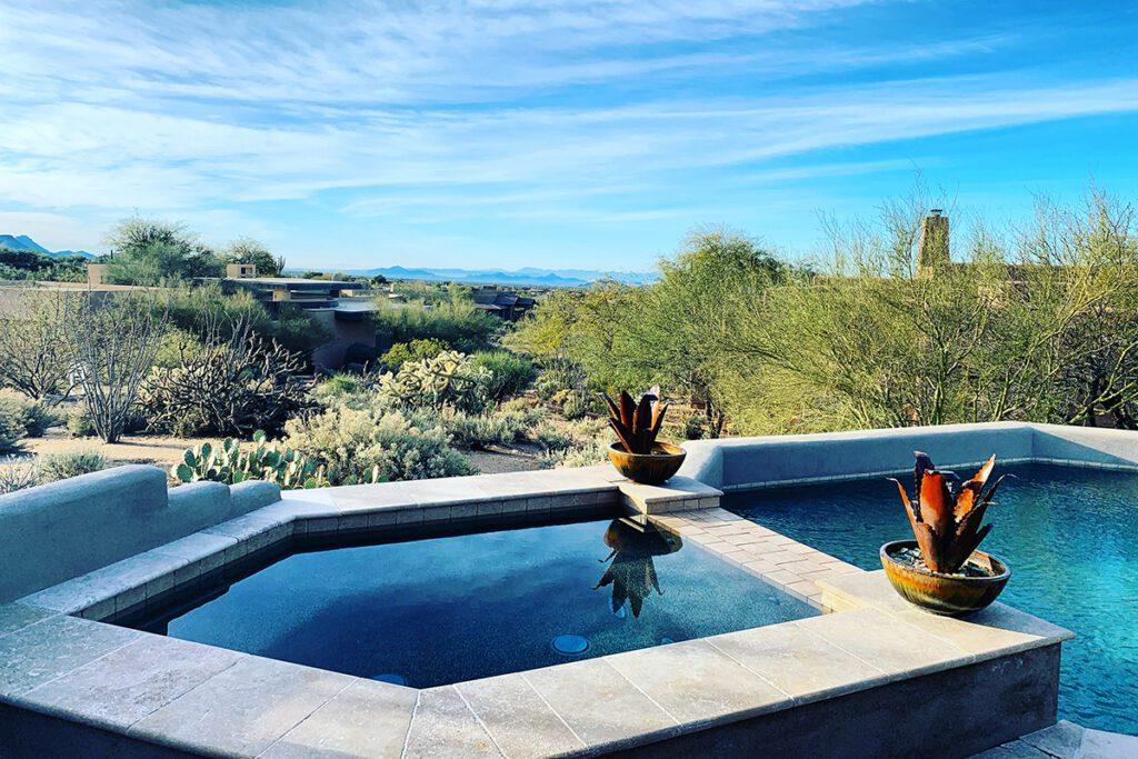 Arizona Home - Pool View